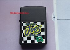 ZIPPO-camel-Smokin Joe-Checkered Flag-Topp & Great!!!