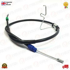 REAR TWIN WHEEL LH PARKING / HAND BRAKE CABLE FORD TRANSIT MK7 06/14 6C112A809BC
