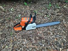 More details for stihl 025 chainsaw
