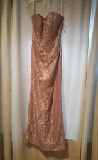 PROM/ bridesmaid dress. NEVER WORN. w/tags. Size 4