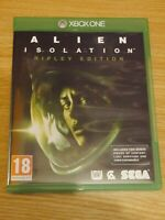 Alien: Isolation: Ripley Edition (Xbox One) VGC