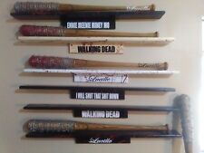 THE WALKING DEAD NEGAN LUCILLE SHELF FOR YOUR BARBWIRE BAT PROP SHELF ONLY