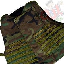 "Dragon Models US Military Interceptor Vest for 12"" Action Figures 1:6 (1087b3)"