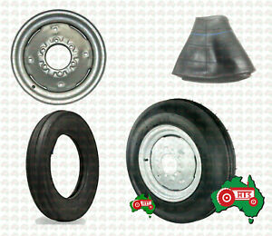 Tractor Front Tyre Rim Tube Wheel 600x16 Massey Ferguson TE20 TEA20 TED20 TEF20