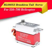 KST Servo BLS805X 760us 7.5KG Digital Servo For 550-700 RC Helicopter Tail