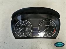 2007-2011   BMW 335i Speedometer Instrument Cluster Oem  9166858