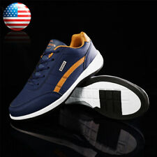Men's Casual Walking Running Shoes Athletic Tennis Sports Travel Driving Sneaker