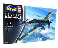 Revell® 03930 Flugzeug 1:48 - Focke Wulf Fw190 D-9, Level 5