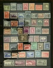 Newfoundland Stamps MHH (2 Pages)