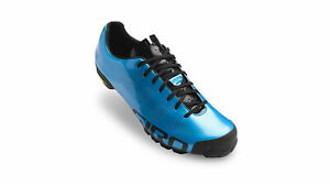 Giro Bike Shoes Empire VR90 Blau Water Resistant Breathable Easy to Clean Light