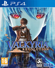 Valkyria Revolution Day 1 Edition Ps4