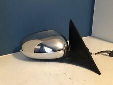 04-07 Jaguar X350 XJ8 VandenPlas Right Passenger Side Door Mirror Chrome OEM