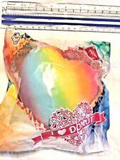 RARE Creamiicandy Rainbow Heart Squishy