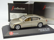 J Collection 1/43 - Lexus GS430 Platinium Métal