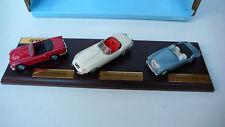 DINKY TOYS GB  CLASSIC BRITISH SPORTS CARS  SÉRIE II  MATCHBOX  TRÈS BON ÉTAT