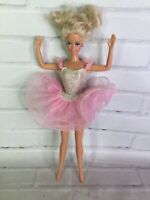 VTG Mattel Doll Clothing Genuine Barbie 80s 90s Fashion Top Sparkle Tutu Skirt