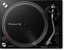 Pioneer PLX-500-K Direct Drive Turntable Black NEW