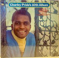 Charley Pride's 10th Album 1970 Vinyl LP RCA Victor LSP-4367 - Vinyl