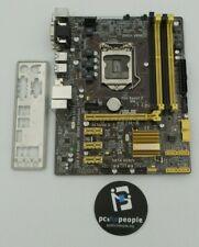 ASUS H87M-E LGA1150 HDMI SATA 6Gb/s USB 3.0 Motherboard with I/O Shield (A2)