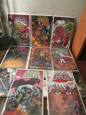 SAVAGE DRAGON (IMAGE) COMIC LOT bagged and boarded
