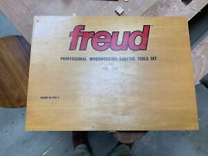 Freud CS112 Professional Woodworking Carving Chisel Set 12 Piece