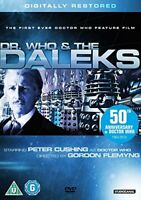 Dr Who And The Daleks [DVD][Region 2]
