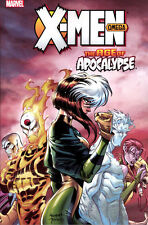 X-MEN: AGE OF APOCALYPSE VOL #3 OMEGA TPB Marvel Comics TP 400 PAGES!