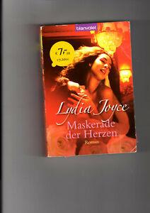 Lydia Joyce - Maskerade der Herzen - Liebesroman - Romantik