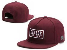 Men's Women CAYLER SONS Snapback Adjustable Baseball Cap Hip hop street Hat 182#