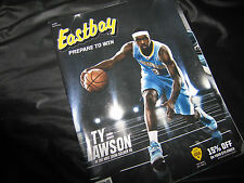 Eastbay Catalog Featuring Ty Lawson Guard Denver Nuggets November 2013