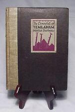 The Downfall of Temlaham by Marius Barbeau—Nice 1928 First Edition Hardback