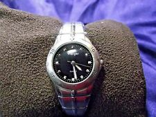 Woman's Wrangler  Watch with Brushed Silver Tone Band **Nice** B20-1060