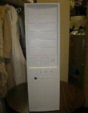 Vintage AT Computer Case Full Tower Server Build IBM PC 386 486 Pentium DOS Box