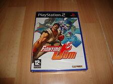 CAPCOM FIGHTING JAM DE CAPCOM PARA LA SONY PLAY STATION 2 PS2 NUEVO PRECINTADO