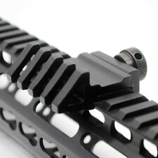 Tactical 45 Degree Offset Side Rail Riser Scope Mount F/ 20mm Picatinny Dovetail