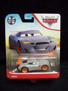 Disney Pixar Cars Metal Aiden.