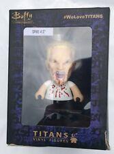 "New Spike Buffy The Vampire Slayerâ""¢ Titans Vinyl Figure Horror Block Exclusive"