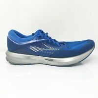 Brooks Mens Levitate 1102691D406 Blue Running Shoes Lace Up Low Top Size 9 D