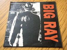 "BIG RAY - FREE RANGE FLESH   7"" VINYL PS"