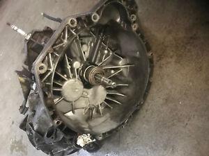 Getriebe PK6080 Opel Vivaro Renault Master II Kasten PK6 7701722989 C032822