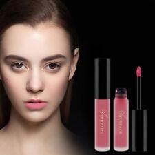 1x Liquid Lipstick Women Natural 5 Colors Long Lasting Makeup Vogue Lip Gloss