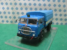 CAMION FIAT 682 N2 1955 2 Assi Telonato -1/43 Hand made Built Factory CB Modelli