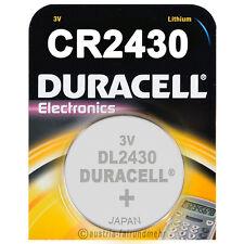 DURACELL Electronics LITHIUM Knopfzellen CR2032 CR2025 CR2016 CR2430 CR2450