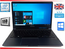 "13.3"" Samsung NP900X ultrabook Intel i7 up to 3GHz 128 SSD 4GB Intel HD Laptop"
