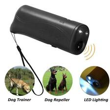 Ultrasonic Dog Repeller Trainer Anti Bark Handheld 2019 Training SE Y2Q8 I2Y9