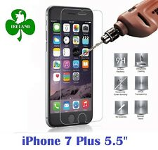 "Premium Tempered Glass™ For Apple iPhone 7 Plus 5.5"" Screen Protector Film"