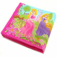 Disney Princess Party 2 Ply Napkins Pk20