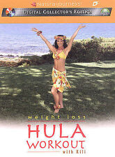 Island Girl: Dance Fitness Workout for Beginners - Hula for Weight Loss (DVD, 20