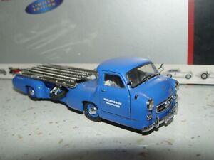 MERCEDES-BENZ Renntransporter 1954 CMC Modelcars 1/43