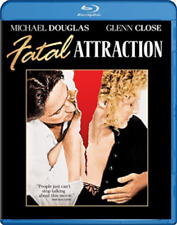 Fatal Attraction (Blu-ray)  ~  New & Factory Sealed!